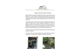 monitoring river level with SmartScan50