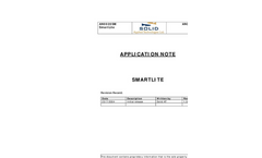 SmartLite Application Note