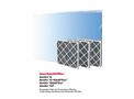 Model AmAir/C - Pleated Filters