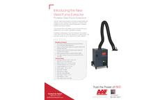 AAF - Weld Fume Extractor Brochure