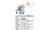 OSD 500 - Disk Centrifuges - Datasheet