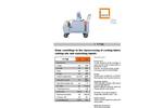 T 710 - Drum Centrifuges - Datasheet