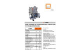 T 8000 - Drum Centrifuges - Datasheet