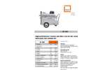 MKR - Model SF 250 - Suction and Filter Cart Datasheet