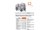 MKR - Model SF 500 - Suction and Filter Cart Datasheet