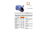 MKR - Model SF 700 - Suction and Filter Cart Datasheet