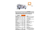 SF 400 T - Suction and Filter Cart - Datasheet