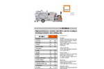 SF 500 S - Suction and Filter Cart - Datasheet