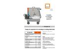 TB 250 VA - Tramp Oil Separator - Datasheet