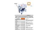 TM 450 UV - Tramp Oil Separator - Datasheet