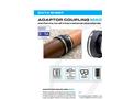 Model MAC - Adaptor Couplings- Brochure