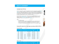 Model TYPE 2A - Pipe Coupling - Brochure