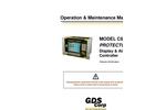 GDS - Model 48 - Remote Bridge Sensor for Combustibles, Co2 And Voc- Manual