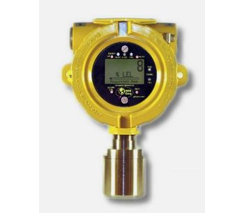 Gasmax - Model EC - Single Channel Toxic Gas Monitor