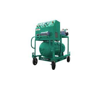 ENERVAC - Model GRU-8 Series - SF6 Gas Recovery Unit