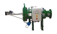 Krone Filter Bernoulli - Model KAF - Self-Cleaning Automatic Filter