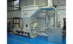 Cuttopress - Central Waste Extracion Systems