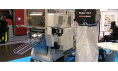 MATHO - Model CB-100.1 - Compact and Moveable Waste Extraction System