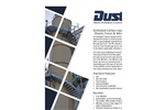 Dustex - Model ACI - Activated Carbon Injection System - Brochure