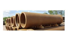 POLYCRETE - Polymer Concrete Sewer Pipes