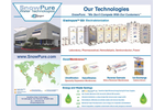 SnowPure Full Product Line Card