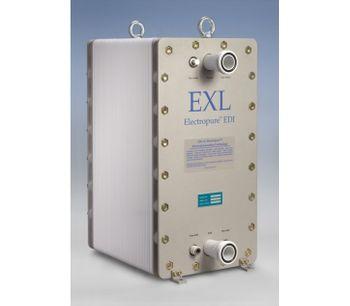 SnowPure Electropure - Model EXL-550 - Electrodeionization (EDI) for Higher Feed Conductivity