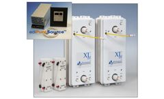 SnowPure ediPureSource - EDI Small Commercial DC Power Supplies 0.5-3.0 kW