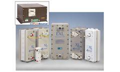 SnowPure ediPureSource - EDI Large Industrial DC Power Supplies 3-25 kW