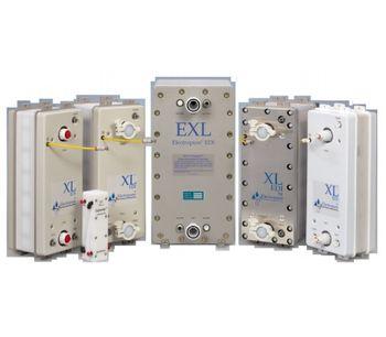 SnowPure Electropure - Model XL - EDI Product Family