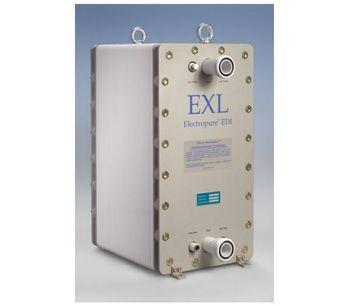 SnowPure Electropure - Model EXL-750 - High Flow Electrodeionization (EDI) Modules