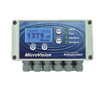 MicroVision - Toroidal Conductivity Cooling Tower Controller