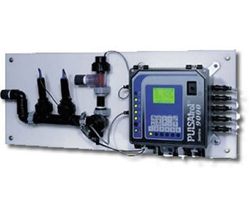 Model MC9500  - Controllers