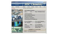 Version HSC Chemistry 7 - Chemical Reaction and Equilibrium Software