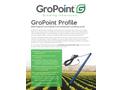 GroPoint Profile - Multi-Segment Soil Moisture and Temperature Profiling Probe