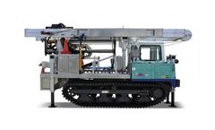 Marl - Model A/R 80 - Dual Purpose Auger/ Rotary Drill for Ultimate Versatility