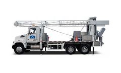 MARL - Model M 10 - Truck Mounted Auger Drills