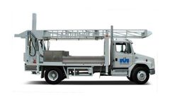 Marl - Model M 5 and M 5T - Truck Mounted Auger Drills