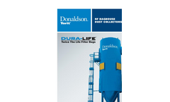 Baghouse - Model RF - Dust Collectors - Brochure