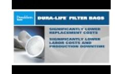 Dura-Life Bag Filters from Donaldson Torit Provide a Cost-Effective, High Performance Alternative Video