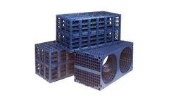 Wavin - Model Q-Bic Plus, Q-BB and AquaCell - Attenuation and Infiltration Units