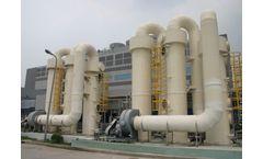 Ammonia Nitrogen Wastewater Deamination System