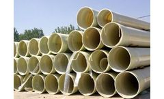 Corrosion Resistant FRP Duct