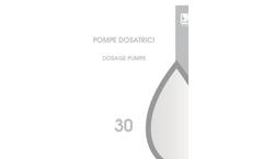 Dosage Pumps Brochure