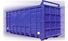 GJF - Hooklift Containers