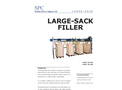 Large Sack Filler Brochure