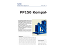 Model PP150 - Small Scale Pellet Press Brochure