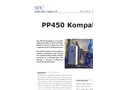 Model PP450 - Small Scale Pellet Press Brochure