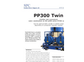 Model PP300 - Twin Pellet Press Brochure