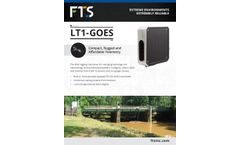 FTS - Model LT1- Goes - Compact, Rugged and Affordable Telemetry - Datasheet