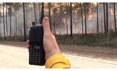 On-site Weather Conditions with Portable RAWS - FTS Fire Weather - Video